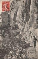 Le Salève - Sentier D'Orjobet - France