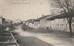 Brandeville - Grande Rue - France