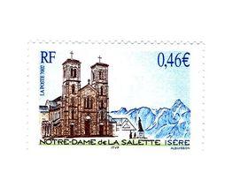 Notre-Dame De La Salette YT 3506 Sans Phosphore . Très Rare , Signé Calves , Voir Le Scan . Cote Maury N° 3488a : 220 € - Variedades: 2000-09 Nuevos