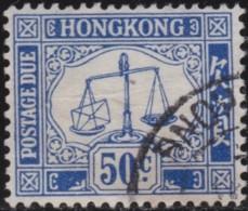 Hong Kong    .    SG        .    D 12  .         O      .       Cancelled .   /   .   Oblitéré - Hong Kong (...-1997)