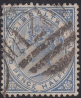 Gibraltar     .    SG        .    11      .      O      .       Cancelled .   /   .   Oblitéré - Gibraltar