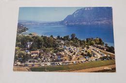 SEVRIER. CAMPING AU COEUR DU LAC  Echappee Sur Le Lac D'ANNECY - Annecy