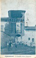 Ponderano - Il Castello Detto Ciucarun - Andere Städte