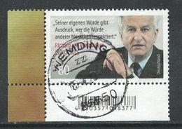 Duitsland 2020, Mi 3539, Hoekblok, Gestempeld - [7] West-Duitsland