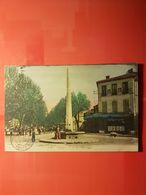 Aubagne,  Place De L'obelisque - Aubagne