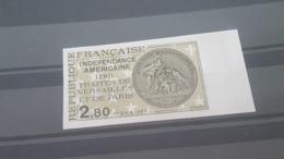 LOT504781 TIMBRE DE FRANCE NEUF** LUXE NON DENTELE N°2285 - France