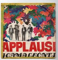 "I Camaleonti (1968)  ""Applausi  -  Torna Liebelei"" - Instrumental"