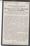 BP Decoene Mathilde Pharaïlde (Izegem 1837 - Sint Gillis Brussel 1915) - Collections
