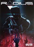 BD - Ed. Splitter - Radius Rebellion - Katrin Gal - Comicfiguren