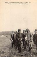 CP 54 Meurthe Et Moselle Nancy Circuit Est Jarville Août 1910 Arrivée Aubrun Second Troyes - Nancy