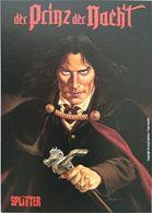 BD - Ed. Splitter - Der Prinz Der Nacht - Yves Swolfs - Comicfiguren