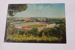 Roma - Stadio Dei Centomila  Olimpico - Stadiums & Sporting Infrastructures