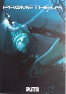 BD - Ed. Splitter - Prometheus - Bec & Diaz - Comicfiguren