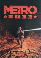 BD - Ed. Splitter - Metro 2033 - Glukhovsy & Nuyten - Comicfiguren