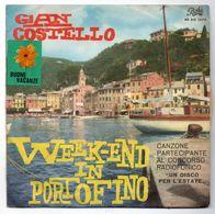 """Gian Castello  (1964)  """"Week - End In Portofino"""" - Vinyl Records"""
