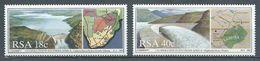 Afrique Du Sud YT N°706-708 Coopération Inter-états Neuf ** - South Africa (1961-...)