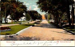 Iowa Davenport Kirkwood Boulevard - Davenport