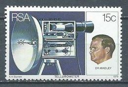 Afrique Du Sud YT N°457 Invention Du Telluromètre Neuf ** - África Del Sur (1961-...)