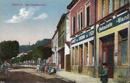 Luxembourg - Diekirch - Rue Clairefontaine - E.A.Schaack , Luxembg  2 Scans - Cartes Postales