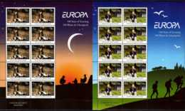 2007 Ireland Europa CEPT Scouts Set Of Sheetlets MNH See Description Scout Camps, Girl Guiding - 1949-... Republic Of Ireland