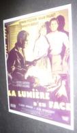 Carte Postale : Brigitte Bardot (film Cinéma Affiche) La Lumière D'en Face (illustration : Joëlle Marquet) - Posters On Cards