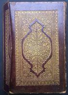 Islam Arabic Qur'an Ottoman1903 Ottaman Translation & Tafsir Lux Bound - Livres, BD, Revues