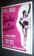 Carte Postale : Brigitte Bardot (film Cinéma Affiche) En Effeuillant La Marguerite - Posters On Cards