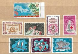 Wallis & Futuna 1957 Lot De Séries & Timbres **, Cote YT 69,30€ - Collections, Lots & Series