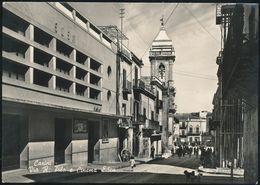 CARINI (PALERMO) - VIA ROSOLINO PILO E CINEMA EDEN 1965 - Palermo
