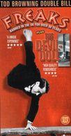 Tod Browning Freaks The Devil Doll BFI Rare Postcard - Artisti