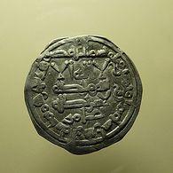Califado De Cordoba Madinat Al-Zahra Dirham Silver Year 352 H - See If The Description Is Correct - Monnaies