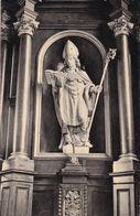 SOUMAGNE Eglise Paroissiale St Lambert Statue Majestueuse De St Lambert Patron De L Eglise - Soumagne