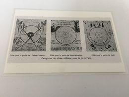 AL - 12 - Catégories De Cibles Utilisées Pour Le Tir à L'Arc - Tir à L'Arc