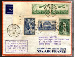33021 - HANOI HONG KONG - 1960-.... Brieven & Documenten