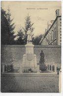 BURDINNE - LE MONUMENT AUX MORTS - CPA NON VOYAGEE - Burdinne
