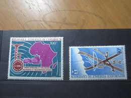 VEND BEAUX TIMBRE DE POSTE AERIENNE DU CAMEROUN N° 101 + 102 , X !!! - Cameroon (1960-...)