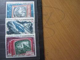 VEND BEAUX TIMBRE DE POSTE AERIENNE DU CAMEROUN N° 110 - 112 , XX !!! - Cameroon (1960-...)