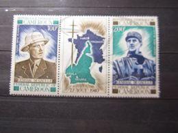 VEND BEAUX TIMBRE DE POSTE AERIENNE DU CAMEROUN N° 164A , XX !!! - Cameroon (1960-...)