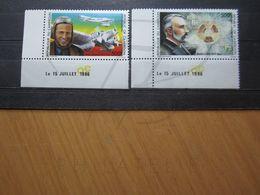 VEND BEAUX TIMBRE DE POSTE AERIENNE DU CAMEROUN N° 353 + 354 + BDF + CD , XX !!! - Cameroon (1960-...)