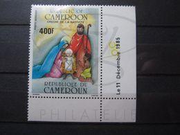VEND BEAU TIMBRE DE POSTE AERIENNE DU CAMEROUN N° 348 + BDF + CD , XX !!! - Cameroon (1960-...)