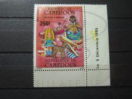 VEND BEAU TIMBRE DE POSTE AERIENNE DU CAMEROUN N° 346 + BDF + CD , XX !!! - Cameroon (1960-...)