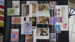 D92 Collection Oblitéré Et ** De Différents Pays D'Afrique. A Saisir !!! - Sammlungen (im Alben)