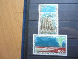 VEND BEAUX TIMBRES DE POSTE AERIENNE DU CAMEROUN N° 177 + 178 , XX !!! - Cameroon (1960-...)