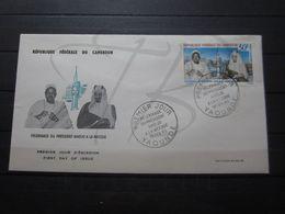 VEND FDC DE POSTE AERIENNE DU CAMEROUN N° 108 !!! - Cameroon (1960-...)