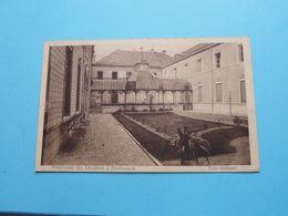 Pensionnat Des Ursulines à MELSBROECK Cour Intérieure ( N° 236/4055 ) Anno 19?? ( Zie / Voir Photo) ! - Steenokkerzeel