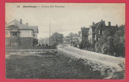 Duinbergen - Avenues Des Mouettes  - 1920 ( Verso Zien ) - Knokke