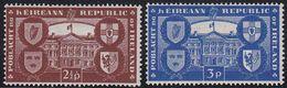 Ireland EIRE 115/16 - Republic 1949 - MNH - 1949-... Republic Of Ireland
