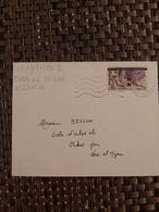 Dra-El-Mizan Algérie ( Le 07 11 1962) Algérie Française - Cartas
