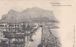 PALERMO-CARTOLINA  NON VIAGGIATA  ANNO 1900-1904-RETRO INDIVISO - Palermo