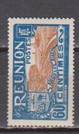 REUNION       N°  YVERT  95    NEUF AVEC CHARNIERES      ( CHARN  03/ 38 ) - Réunion (1852-1975)
